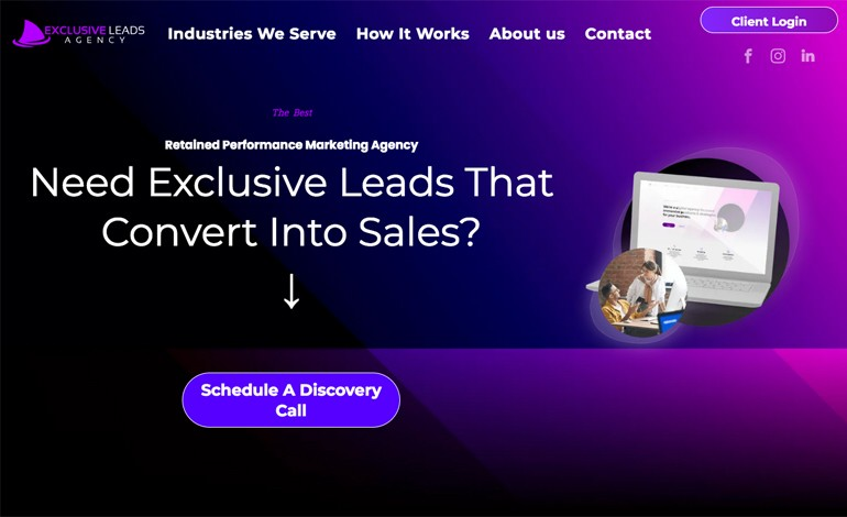 Exclusive Leads Agency