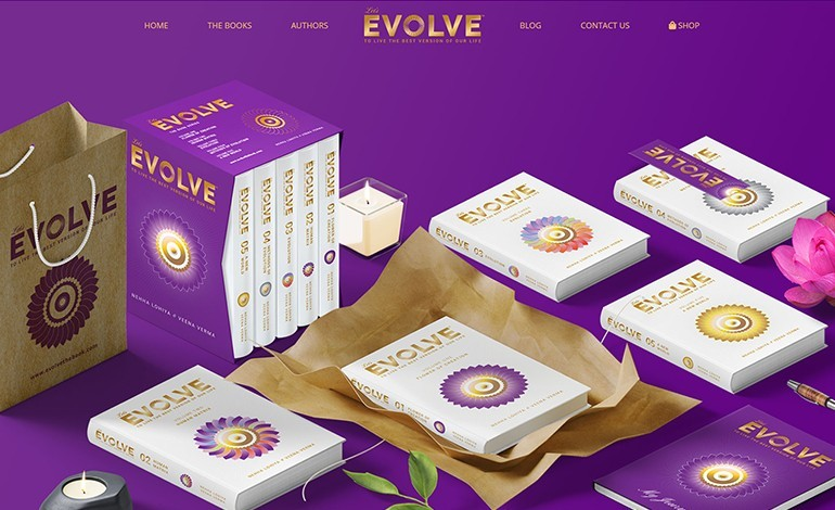 Lets Evolve Book Series