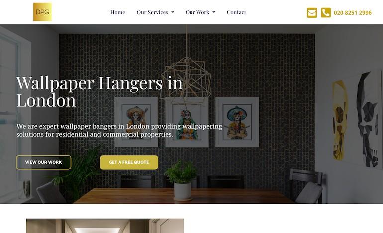 DPG Wallpaper Hangers