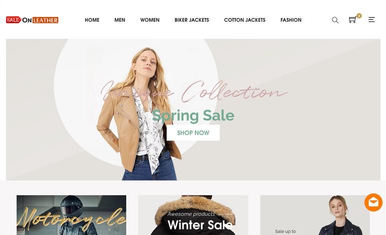 Sale On Leather