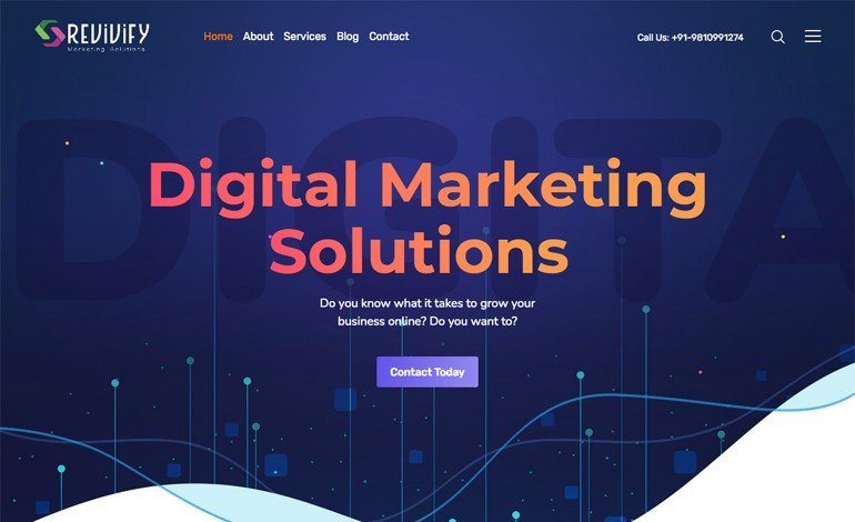 Revivify Marketing Solutions