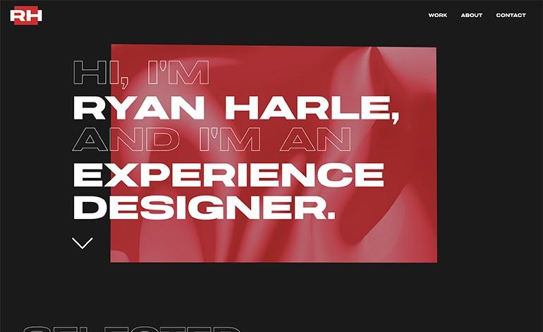 Ryan Harle Experience Designer