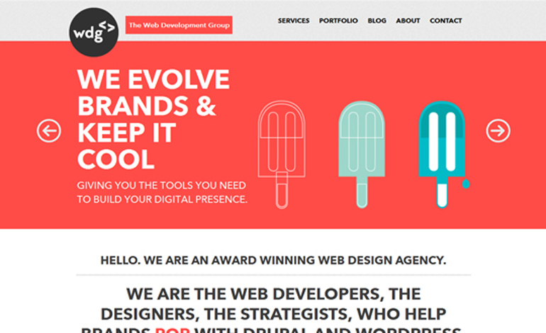 The Web Development Group