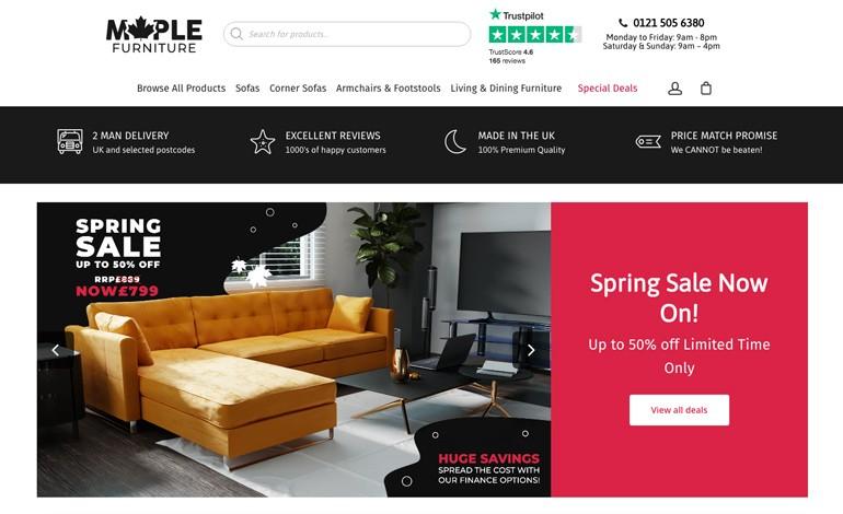 Maple Furniture