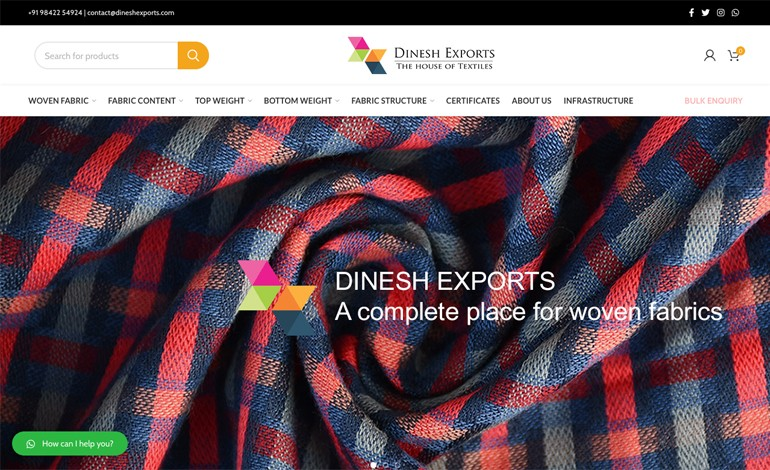 Dinesh Exports