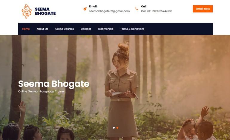 Seema Bhogate