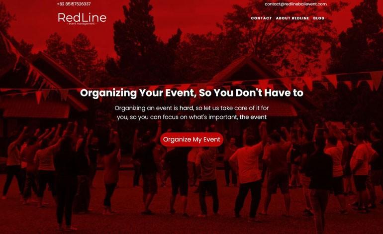 Redline Bali Event