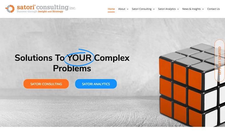 Satori Consulting Inc