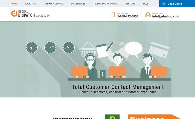 Global Dispatch Management