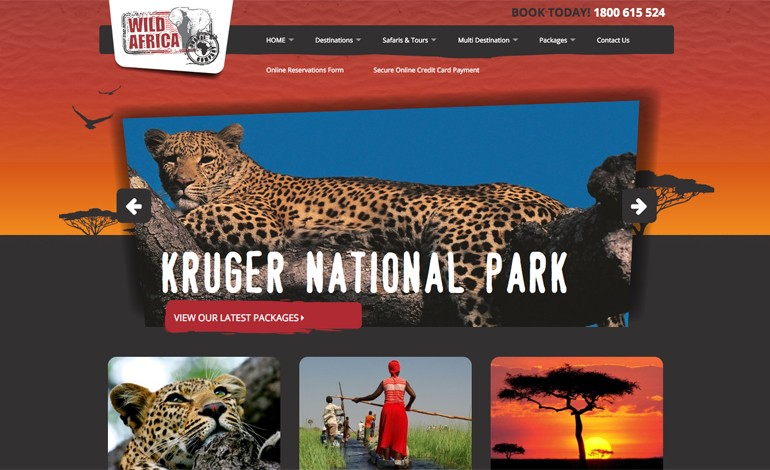 Wild Africa Travel Company