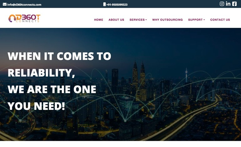 D360T Connects Pvt Ltd