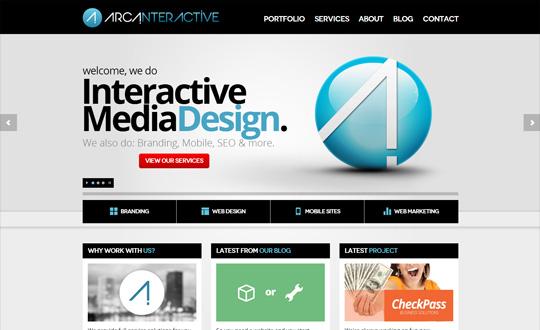 Arca Interactive Media Design