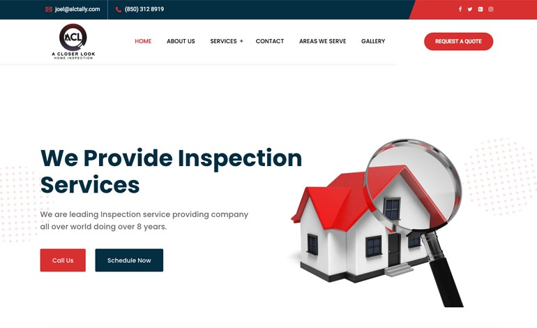 Acl Home Inspection