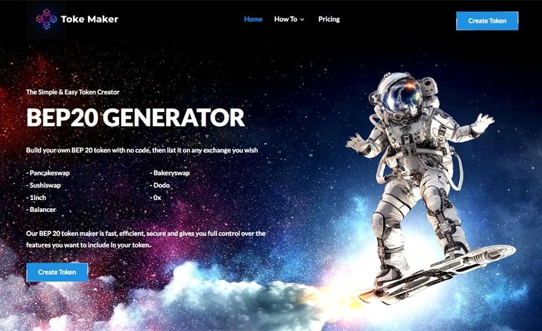 Bep20 Token Generator