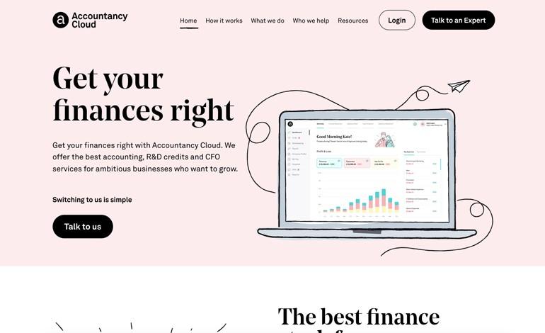 Accountancy Cloud