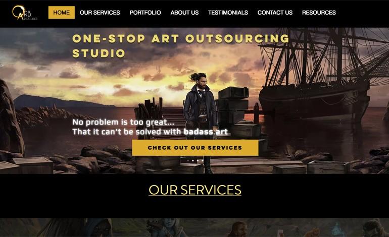 Orb Art Studio