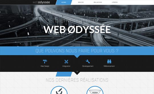 Web Odyssée