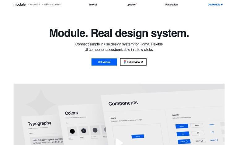 Module Design system