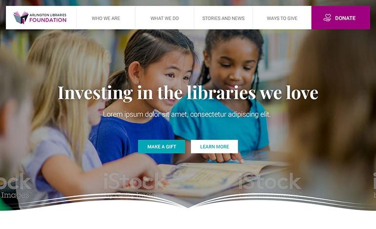Arlington Libraries Foundation