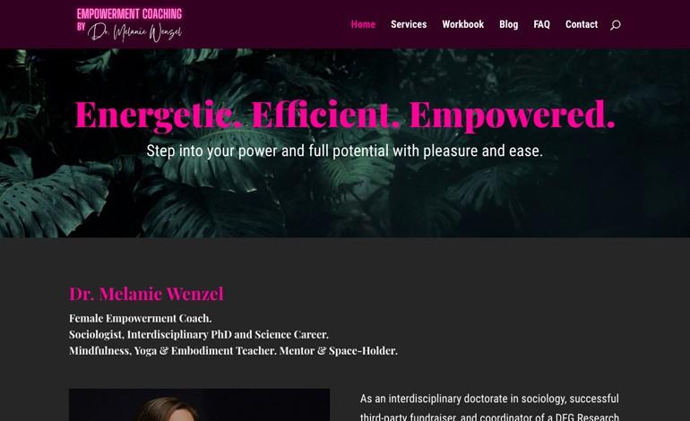 Energetic Efficient Empowered