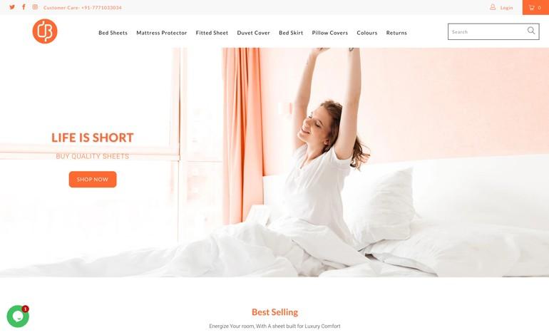Comfort Beddings