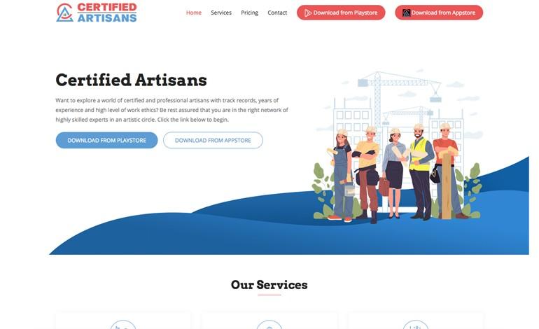 Certified Artisans