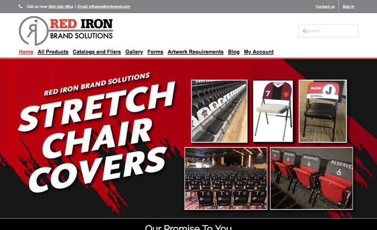 Red Iron Brand Solutions