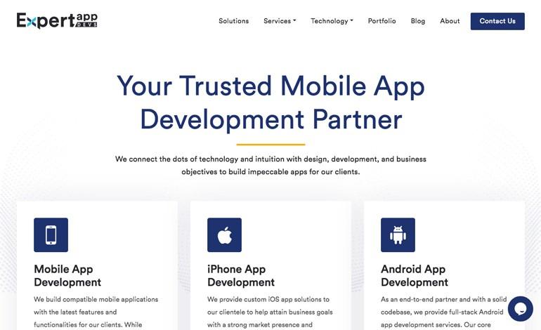 Expert App Devs