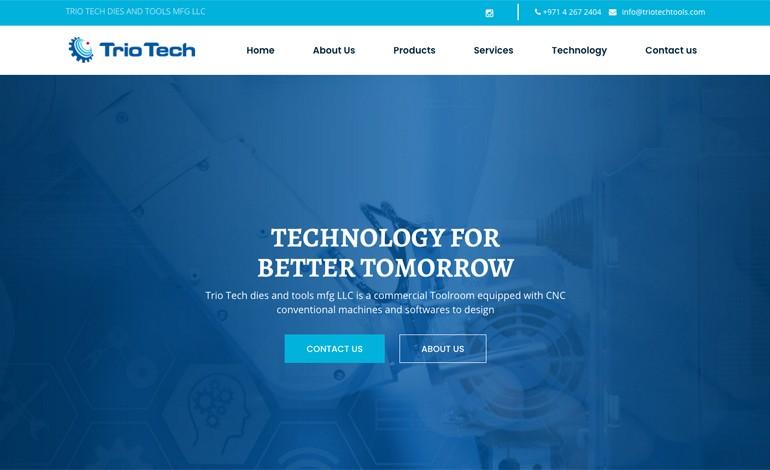 Triotech Tools