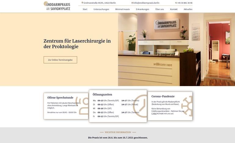 Zentrum fuer Laserchirurgie in der Proktologie