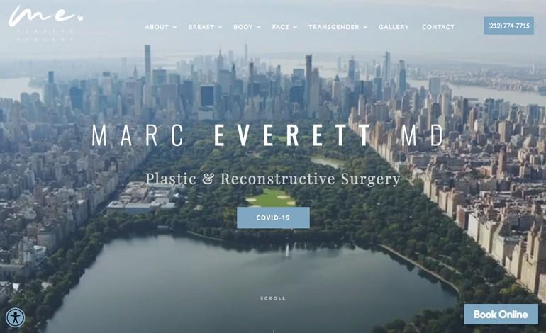 Marc Everett Plastic Surgery
