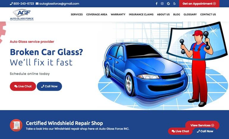 Auto Glass Force INC