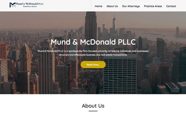 Mund McDonald PLLC