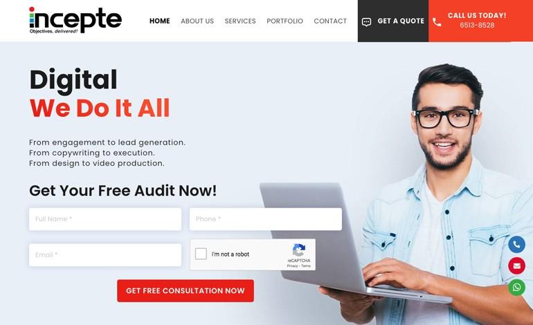 Incepte Pte Ltd