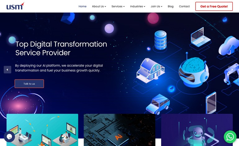 USM Business Systems