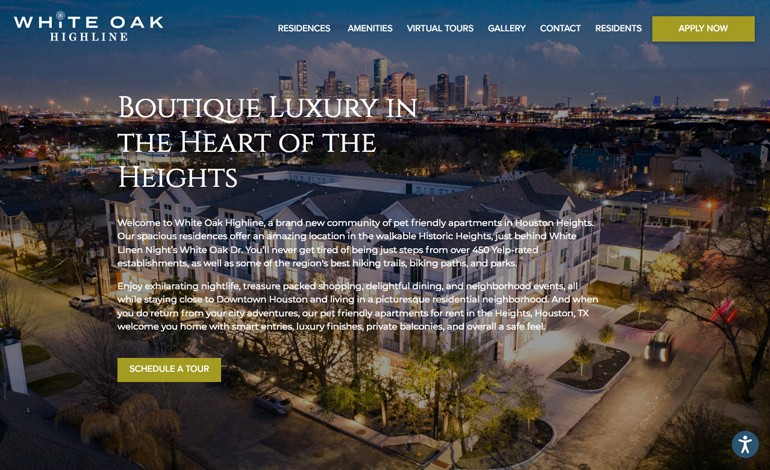 White Oak Highline Apartments
