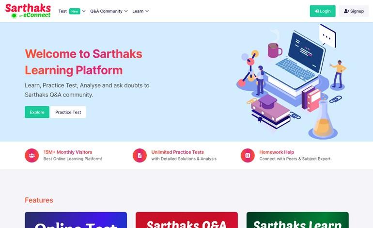 Sarthaks eConnect