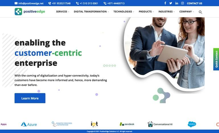 PositiveEdge Solutions