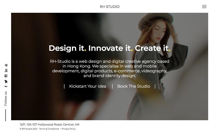 RH studio