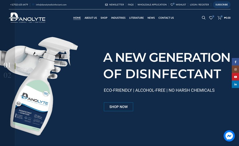 Danolyte Disinfectant