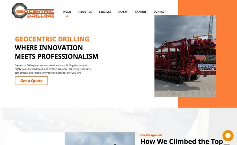 Geocentric Drilling