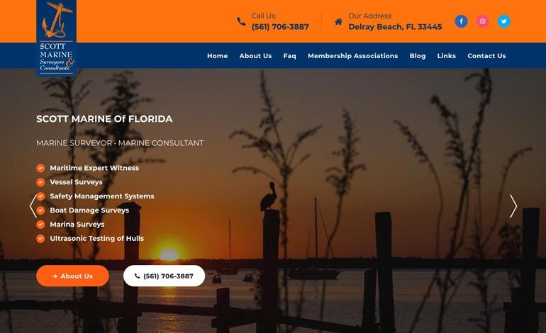 Scott Marine Surveyors And Consultants of Florida Inc