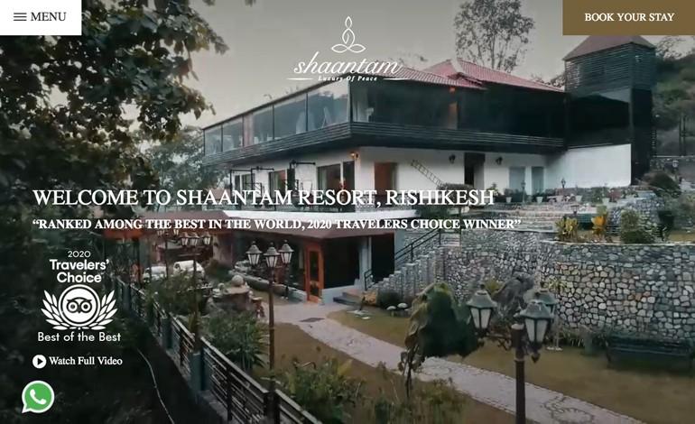 Shaantam Resort and Spa