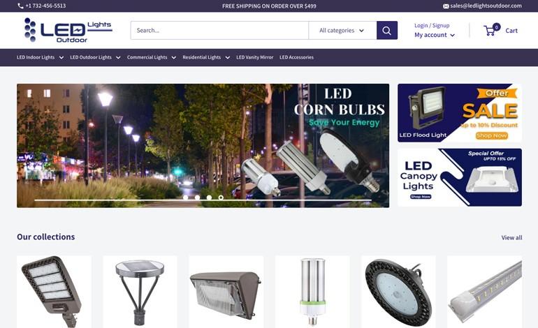 LED Lights Outdoor