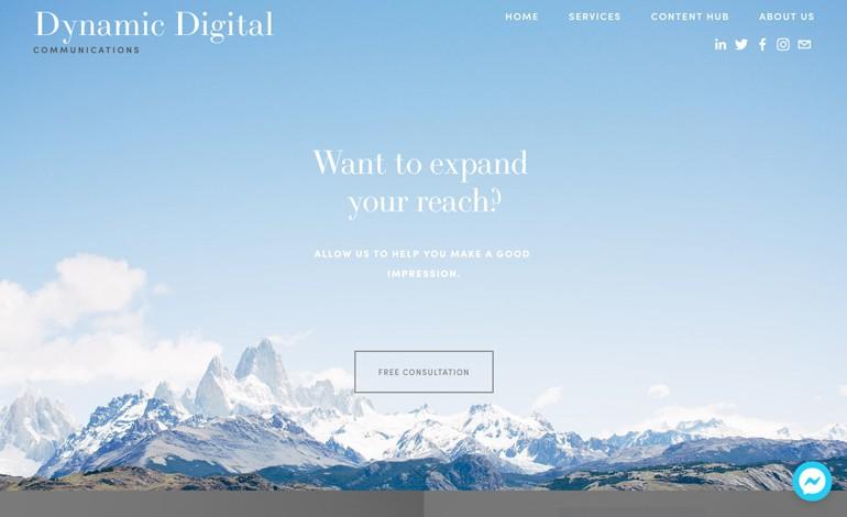 Dynamic Digital