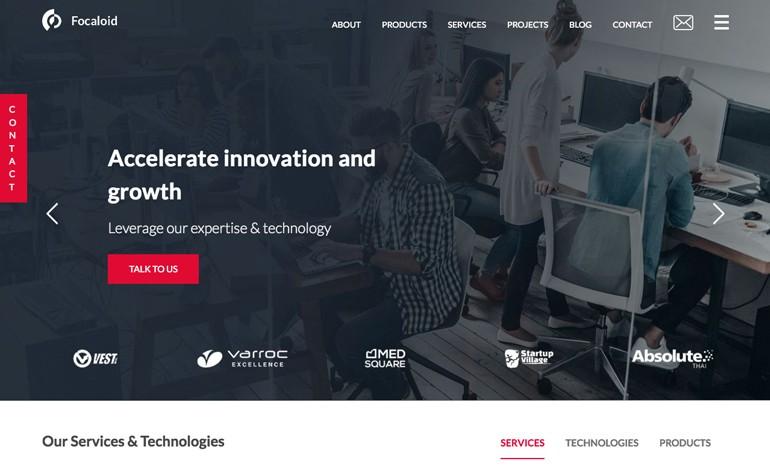 Focaloid technologies
