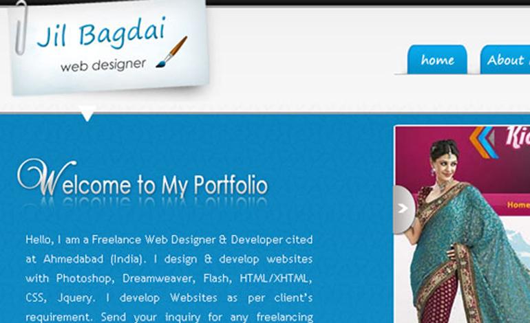 Web Designer Portfolio