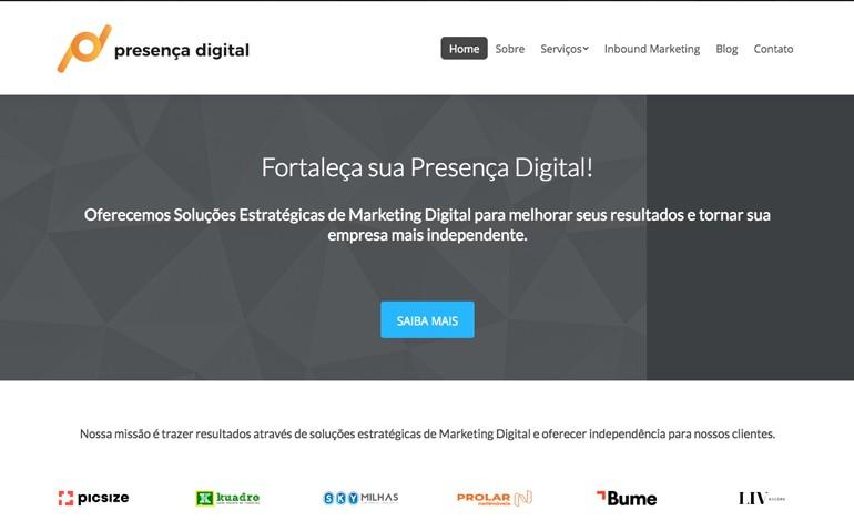 Presenca Digital