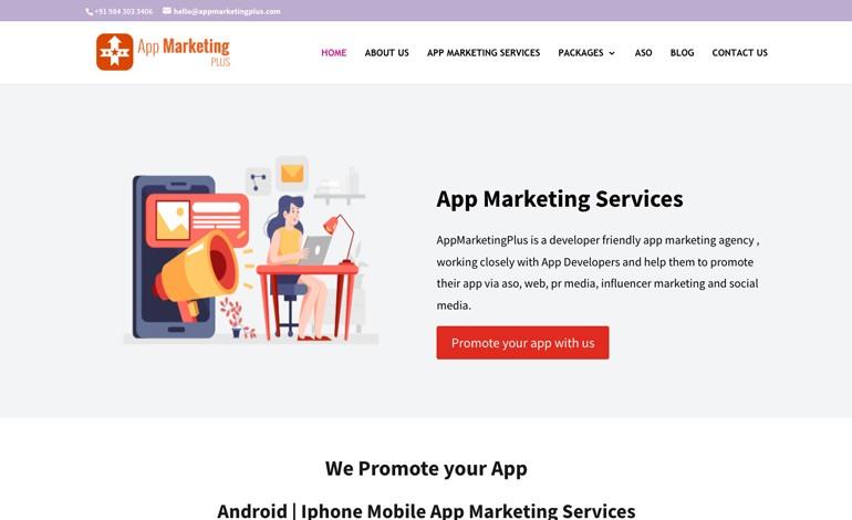 App Marketing Plus