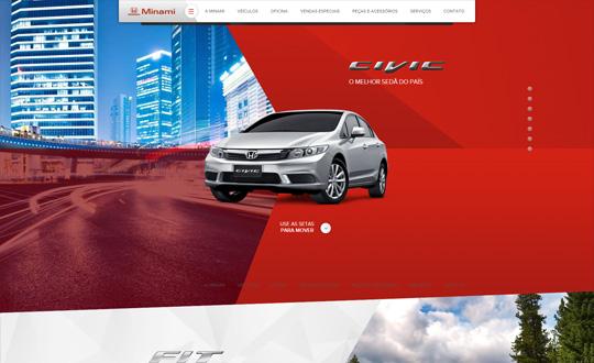 Honda - Minami Motors